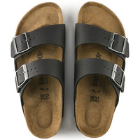 Arizona Micro Fibre Anthracite | shop online at BIRKENSTOCK