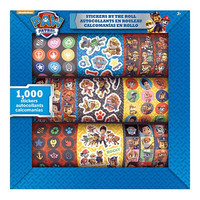 Paw Patrol Stickers By the Roll