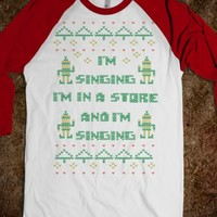 I'm Singing I'm In a Store and I'm Singing