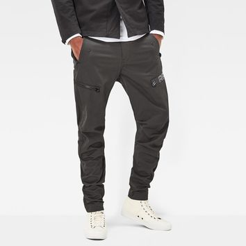 Nubes 3d Tapered Cuffed Pants