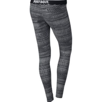 Nike Women's Leg-A-See Print Tights | DICK'S Sporting Goods