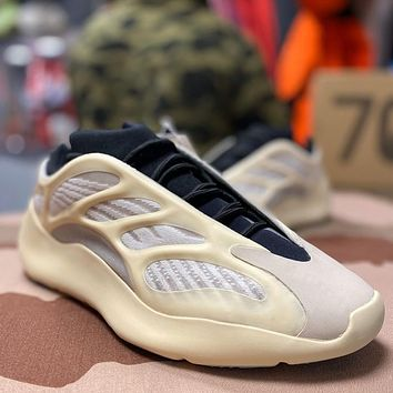 Adidas Yeezy 700 V3 Arzare Mesh Breathable Sneakers Running Shoes-10