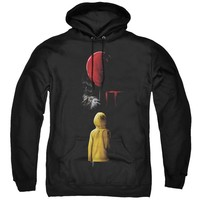 IT Hoodie Movie Poster Black Hoody