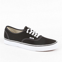 Vans Authentic Black Sneakers at PacSun.com