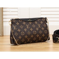 LV Coloured Fuyin Lady's Single Shoulder Bag Shopping Bag N-MYJSY-BB