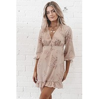 SALTWATER LUXE Darcy Mini Dress