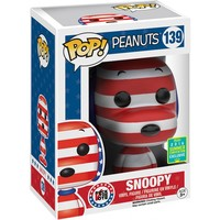 Peanuts | Snoopy Rock the Vote POP! VINYL [SDCC16 EXCLUSIVE]