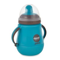 Joovy® Dood 9-Ounce Sippy Cup Training Cup with Insulator in Turquoise