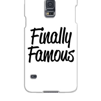 Finally Famous - Samsung Galaxy S5 Case