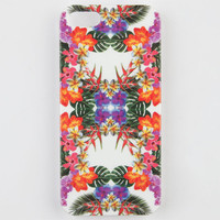 Too Tropical Iphone 5/5S Case White Combo One Size For Women 23665816701