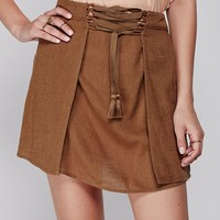 Free People The Formation Mini Skirt