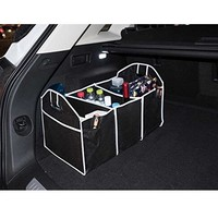 Multipurpose collapsible Car SUV/Trunk Organizer - Car SUV Trunk Storage,21 x 12.5 x 10 inches