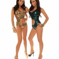 Folter Clothing PRECIOUS METALS MONOKINI in Choice of Colors
