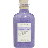 Stress Less Ocean Mineral Bath Salts