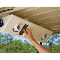 The Golf Cart Cooling System