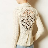 Moonrise Cardigan by Angel of the North Ivory