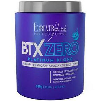 Forever Liss Purple Botox Zero for Blond and Platinum Hair 950g
