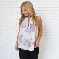 Late Bloomer Floral Blouse