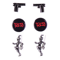 My Chemical Romance 3 Pair Earring Set