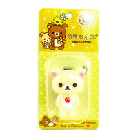 Nail Clippers: Cream Bear