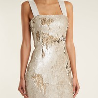 Salar sequin-embellished mini dress | Galvan | MATCHESFASHION.COM UK