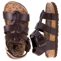 Rugged Bear Boys Strappy Buckle Sandals - Toddler - JCPenney