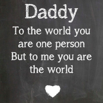 dad you have been the strong what can i say instead of rock for me to lean on you give me strength with your warm quiet nature
