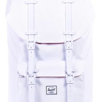 Men's Herschel Supply Co. 'Little America' Backpack - White