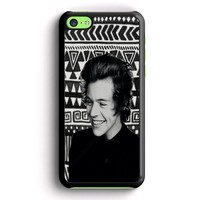 Harry Styles Aztec iPhone 5C Case | Aneend
