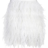 Jenni Kayne Feather Skirt - Hampden - Farfetch.com