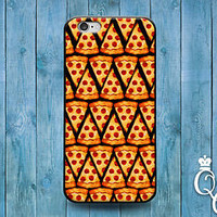 Funny Pizza Slice Cover Cute Food Phone Case iPod Touch iPhone 4 4s 5 5s 5c 6 +