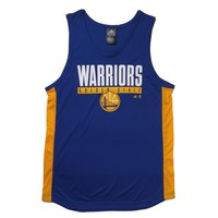 Adidas Winter Hoops Jersey - Golden State Warriors