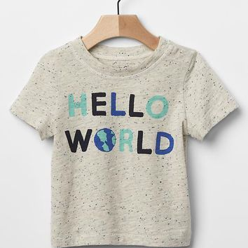 Hello world nep tee