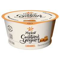 Yoplait® Caramel Flavored Custard Yogurt - 5.3oz