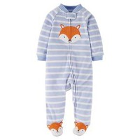 Just One You™ Made by Carter's® Sleep N Play Light Blue Fox 3 M : Target