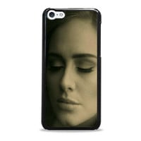 Adele Potrait Face Hello Actress Iphone 5c Cases