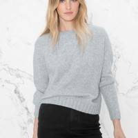 & Other Stories | Knitted Sweater | Grey