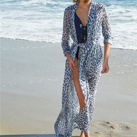 2019 Beach Dress Cover up Tunics for Beach Long Kaftan Bikini Cover up Robe de Plage Sarong Beach Swimsuit coverup