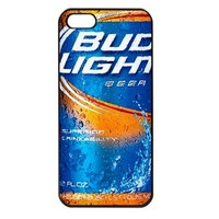 Bud Light Beer Apple iPhone 5 Case