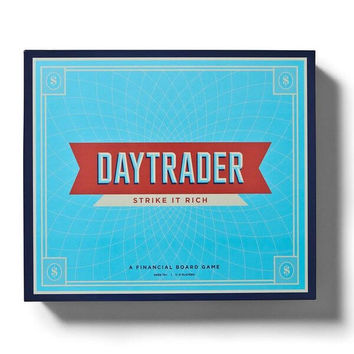 Daytrader: A Financial Board Game - Tabletop Haven