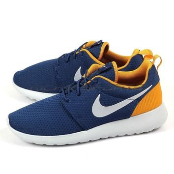 Nike Roshe One SE Coastal Blue/Pure Platinum Lifestyle Running Shoes 844687-402