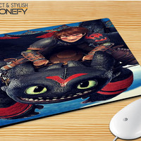 How To Train Your Dragon 3 Mousepad Mouse Pad|iPhonefy