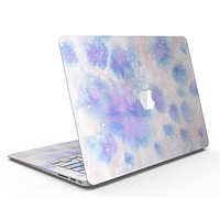 Washed 4221 Absorbed Watercolor Texture - MacBook Air Skin Kit