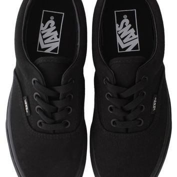 Vans Black/Black Era Trainers