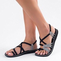 2018 Sandals For Women New Summer Slippers Fashion Shoes beach different sizes
