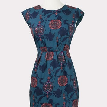 Tulsi Fitted Dress