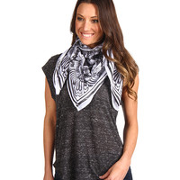 Obey Phases Of The Moon Scarf