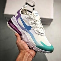 Nike Air Max 270 React Fashion Casual Sneakers Sport Shoes