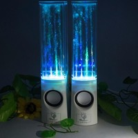 Lights Fountain Water Column Mp3 Audio (black)
