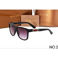 GUCCI 2018 new stylish men and women sunglasses F-ANMYJ-BCYJ NO.2